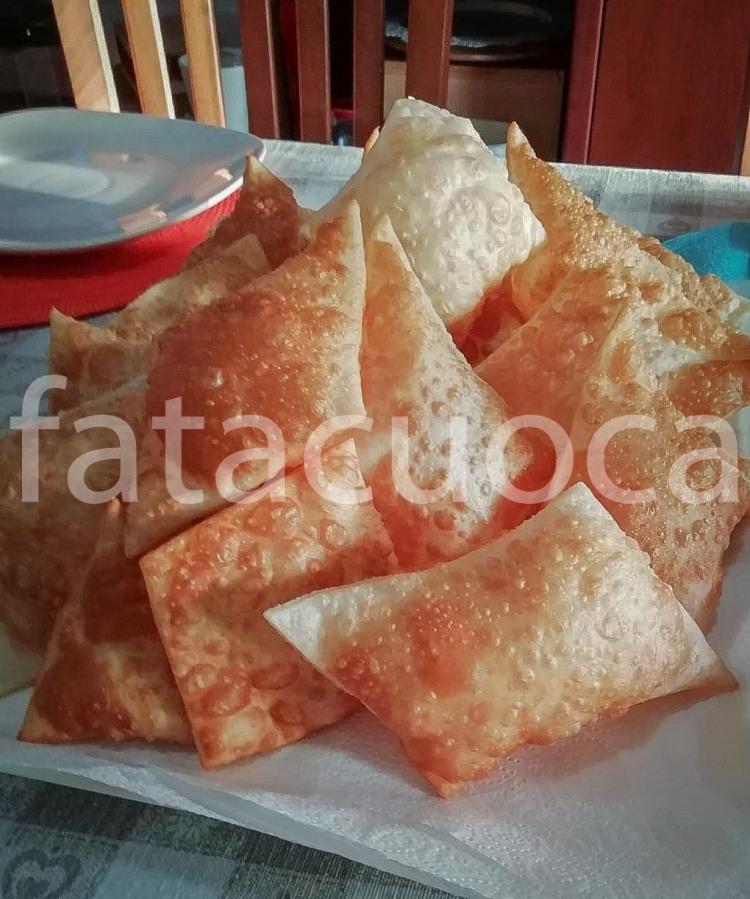 Gnocco fritto ricetta tradizionale della mamma diLuciana